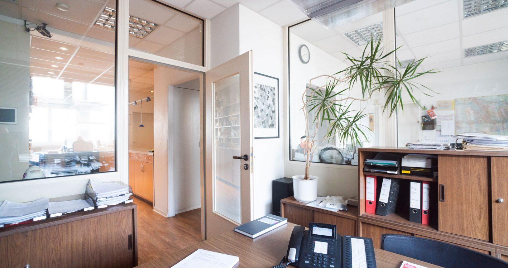 Louis Saemann - Büro