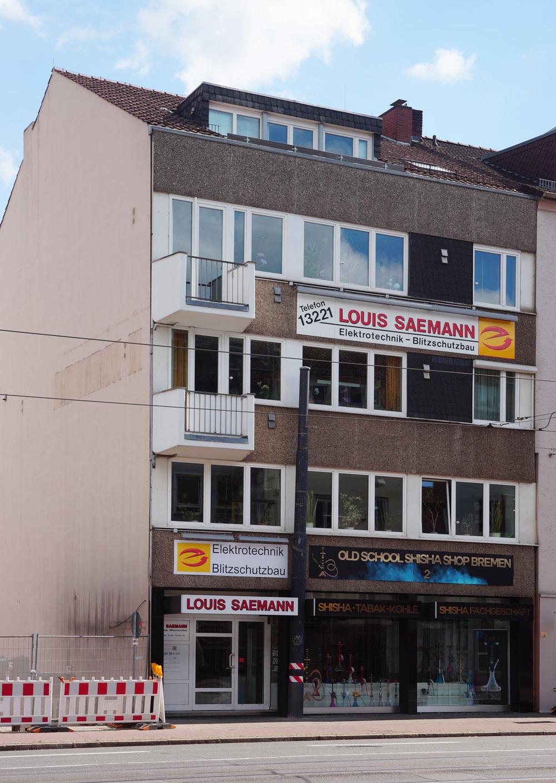Louis Saemann Gebäude